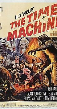 10 Best Movies With Time Travelers | The Time Machine (1960)
