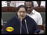 Iron lady jayalalitha reply in assembly_20.6.16
