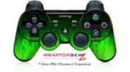 Neon Green PS3 Controllers For Gaming