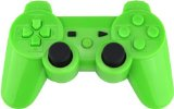 Neon Green PS3 Controller: PlayStation 3