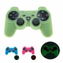 Green Neon PlayStation3 Controllers