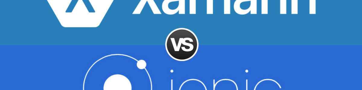 Headline for Xamarin vs Ionic vs PhoneGap