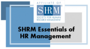 Lucky 13: SHRM Essentials of HR Management April 29-30, 2013