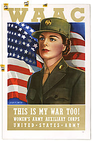 LibGuides: Women in the Military - WWII: Overview