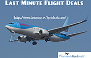 The Last Minute Flight Tickets According To Last Minute Flight Deals Are Cheap