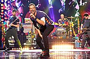 Coldplay Performed In India