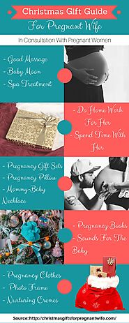 Christmas Pregnancy Gifts -