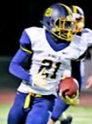 (CA) RB Maurice Washington III (Oak Grove) 6-0, 175
