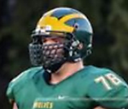 (CA) OL Blake McDonald (San Ramon Valley) 6-5, 295