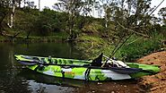 Dragon Pro Fisher Australia's Best Fishing Kayak