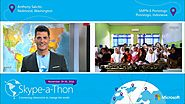 Microsoft Global Education Skype-a-Thon 2016