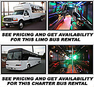 Best Party Bus Shreveport LA