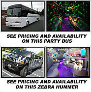 New Haven Party Bus