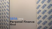 Chris also wants you to watch: SBTA 2016 Personal Finance Final