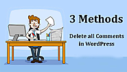 How to Delete all Comments in WordPress? - Free Tech Tutors