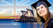 Why do students need a registered migration agent once they have reached Australia?