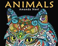 Animal Coloring Books for Adults - Best of 2017