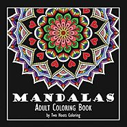 Adult Coloring Book: Mandalas by Two Hoots