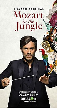 Mozart in the Jungle (TV Series 2014– )