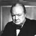 "Winston Churchill ""We Shall Fight them on the Beaches"""