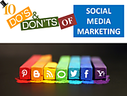 10 Do's and Don'ts of B2B Social Media Marketing
