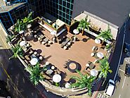Rooftop Terrace And Roof Garden Bar In Shoreditch