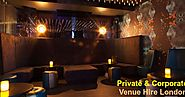 Tips To Ensure A Great Private & Corporate Venue Hire London