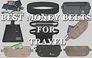 "10 Best Money Belts For Travel of 2017 - ""Save"" Money by Not Losing"