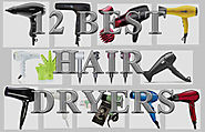 Top 12 Hair Dryers of 2017 - The Best Choice for All Hair Type