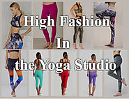 Fashion Yoga Trends of Summer 2017 You Should Start Following