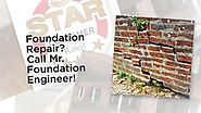 Mr. Foundation Engineer: Foundation Repair and Basement Waterproofing