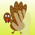 Hand Turkey - A Multi-Touch Thanksgiving App