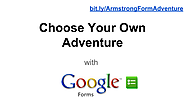 Choose Your Own Adventure/Dichotomous Key