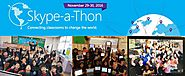 An incredible journey: Skype-a-Thon participants travel the world for life-changing learning