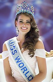 Miss World 2014-Rolene Strauss