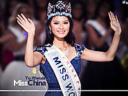 Miss World 2012-Yu Wenxia