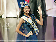 Miss World 2007-Zhang Zilin
