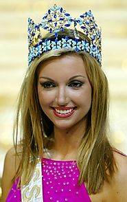 Miss World 2003-Rosanna Davison