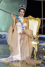 Miss World 2000-Priyanka Chopra