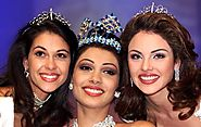 Miss World 1999 (Yukta Mookhey )