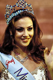 Miss World 1996(Irene Skliva)