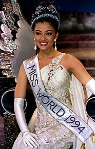 Miss World 1994(Aishwarya Rai)