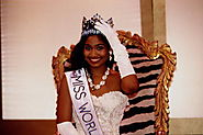 Miss World 1993(Lisa Hanna)