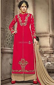 Punjabi Designer Suit With Comfortable Fit Without Compromising Style