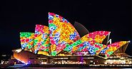 Have The Time Of Your Life At The Vivid Festival Cruise, In Sydney