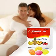 Kamagra Soft Sildenafil Citrate Made for Easy Consumption