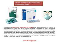 Kamagra Blue Pills Helps to Remove Weak Intercourse Session