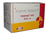 #Imatinib 400mg Price | Imatinib #Cancer Medicines India | #Veenat 100mg Tablets Supply