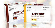 Afinitor 5mg Price India | Everolimus 10 mg tablets Novartis | Cancer Medicines Supplier