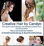 Creative Hair-and Makeup-By Carolyn Brings Expert Styling to On-Location Services - The East End Experience
